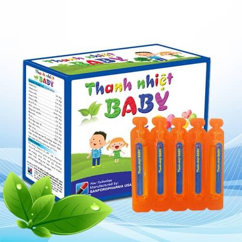 Thanh Nhiệt Baby ảnh thư viện 2