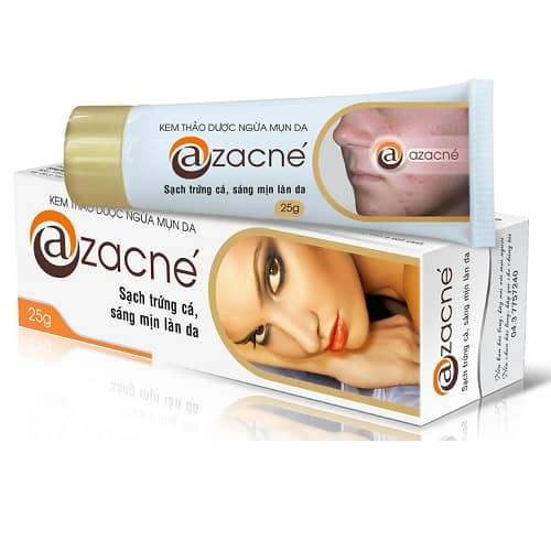 Azacne kem trị mụn ảnh sản phẩm 1