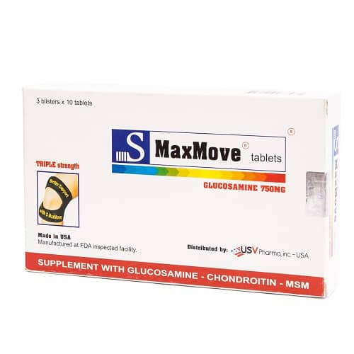 S-Maxmove - Không Còn Nỗi Lo Đau Xương Khớp